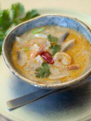 Tom Khaa Gun zupa kokosowa