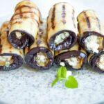Grillowane baklazany z feta