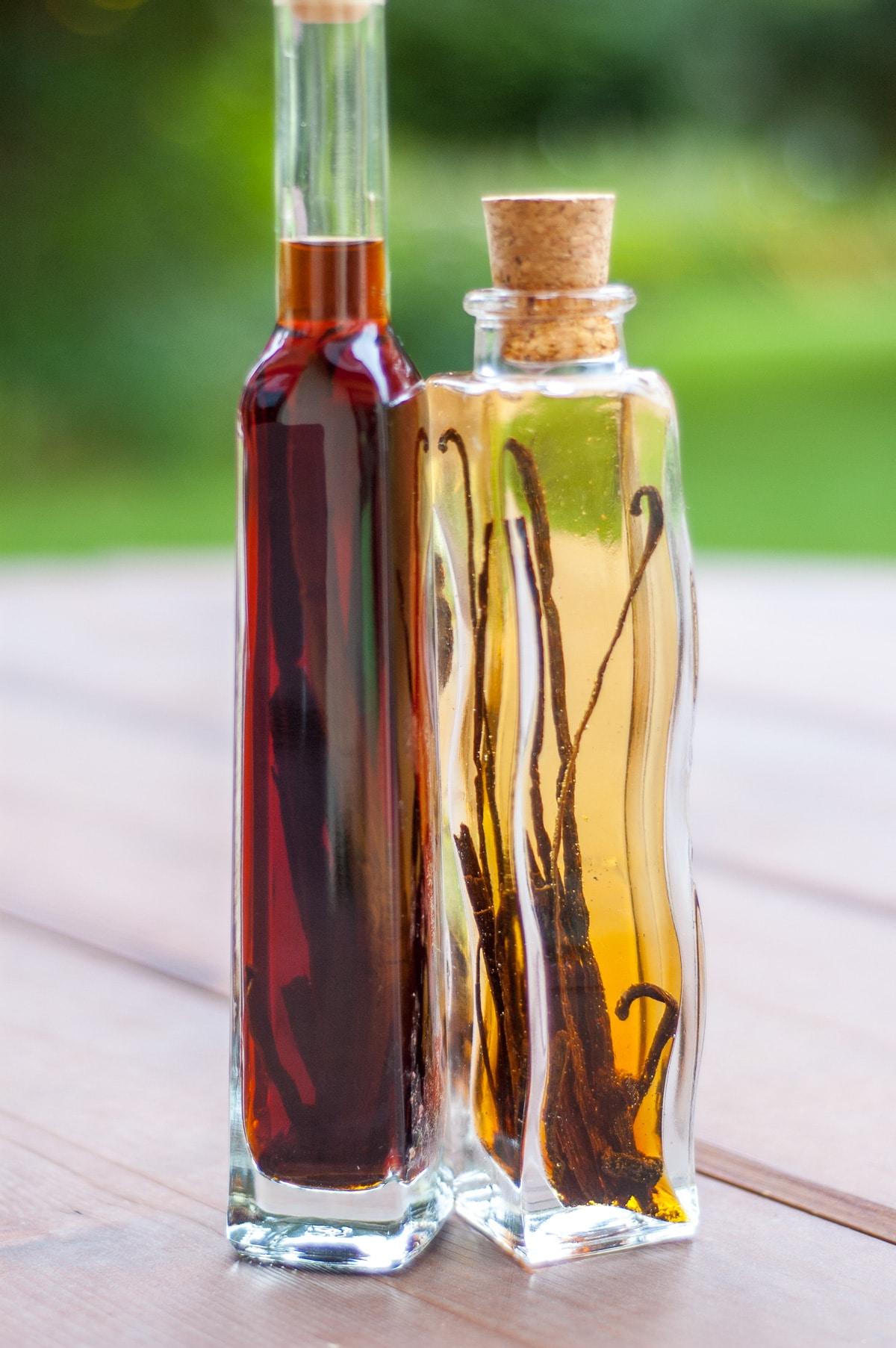 ekstrakt w buteleczkach