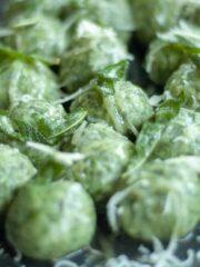 Gnocchi ze szpinaku i ricotty