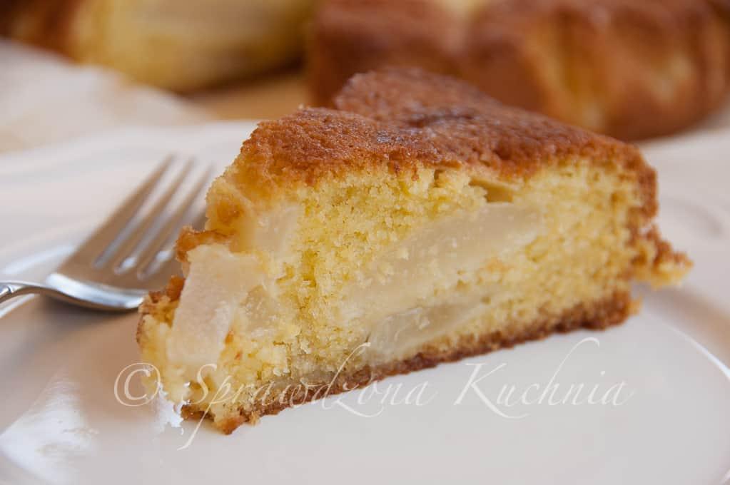 Szybkie Ciasto Gruszkowo Imbirowe Sprawdzona Kuchnia