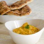 Hummus z dyni i cieciorki