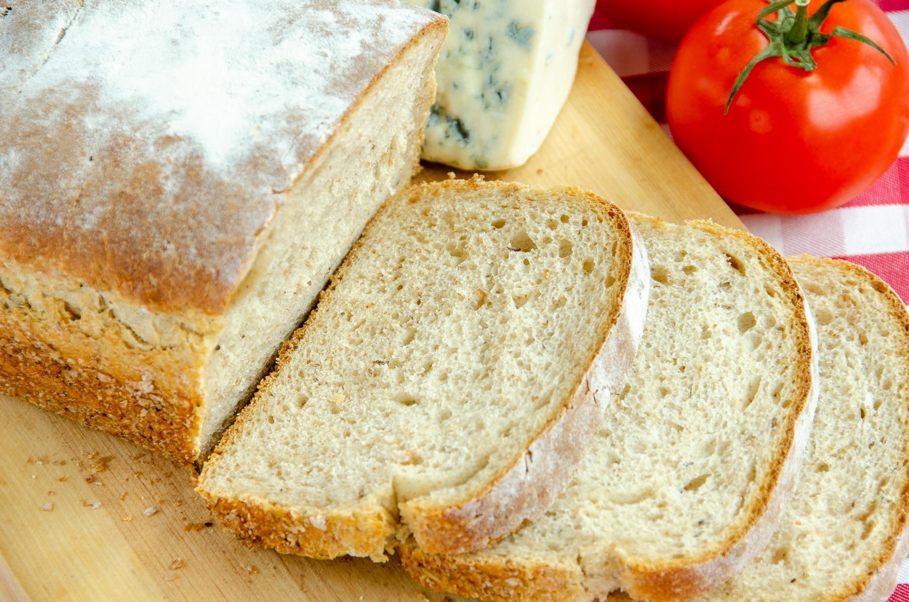 Chleb pszenno żytni Rike Mezker