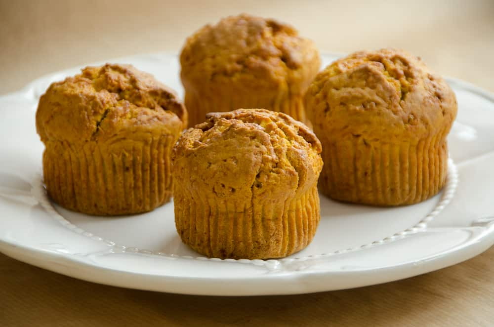 muffinki dyniowe 3