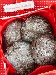 Ciasteczka Red Velvet