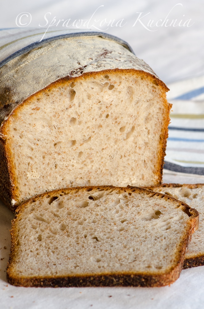 chleb orkiszowo - zytni