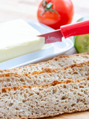 Chleb na zakwasie blyskawiczny
