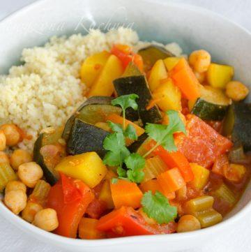 Tagine - wegetarianski