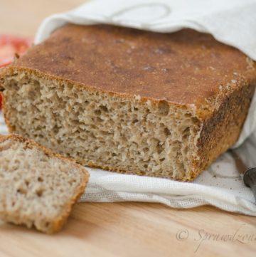 Chleb zytni 100%