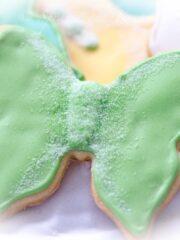 ciasteczka z nuta cytrusowa