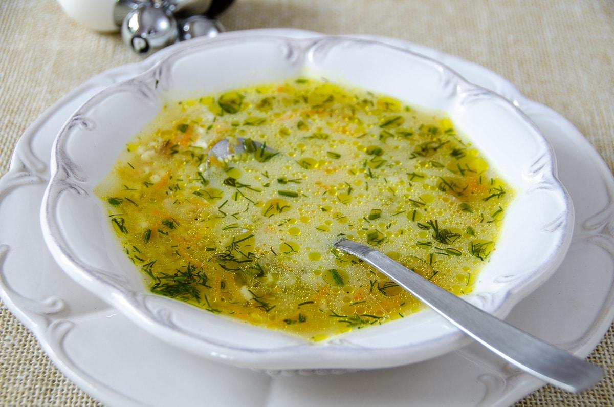 Zupa Ogorkowa W 4 Minuty Przepis Sprawdzona Kuchnia