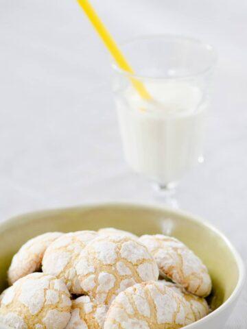 ciasteczka migdalowe