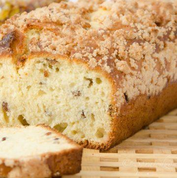 ciasto drozdzowe - sypane