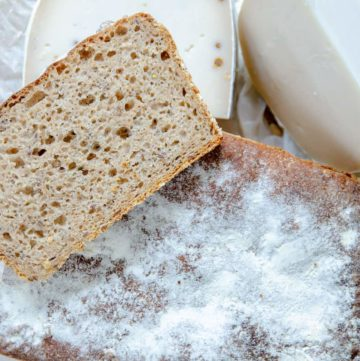 chleb na jogurcie