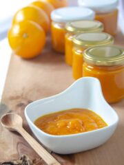 dzem z pomaranczy