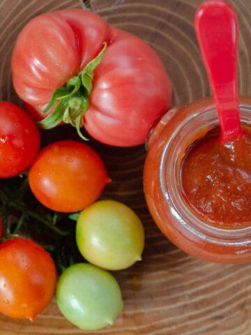 ketchup domowy