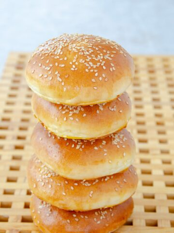 bulki hamburgerowe