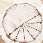 ciasto czekoaladowo - orzechowe