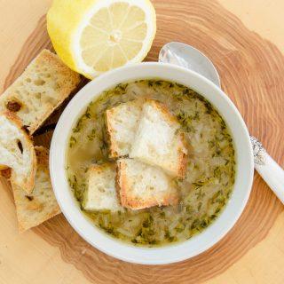Zupa cebulowa – francuska