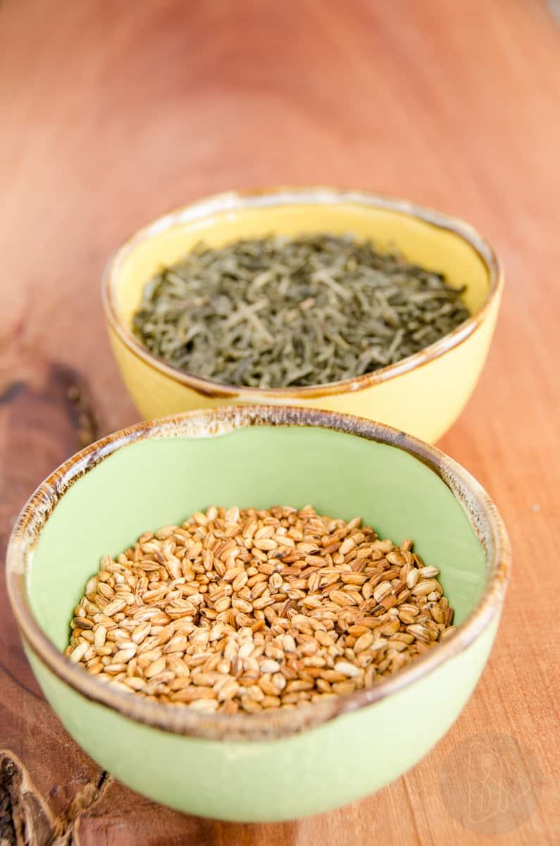 herbata genmaicha