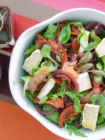 salatka jesienna