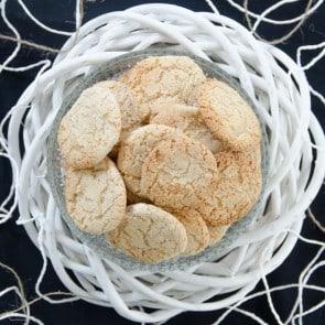 amaretti - ciasteczka
