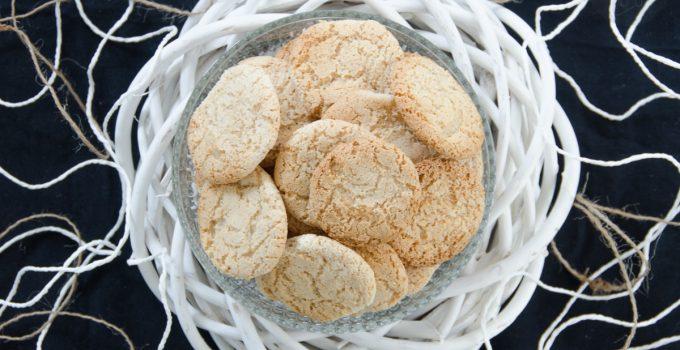Amaretti – ciasteczka