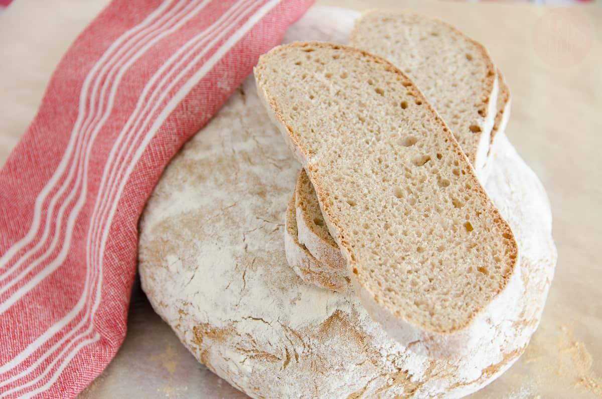 chleb blyskawiczny