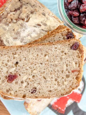 chleb z zurawina