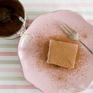 Ciasto czekoladowo – kawowe