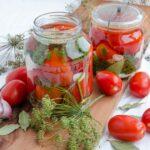kiszone pomidory