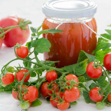 przecier pomidorowy II