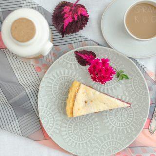 Tarta z ciasta serowego