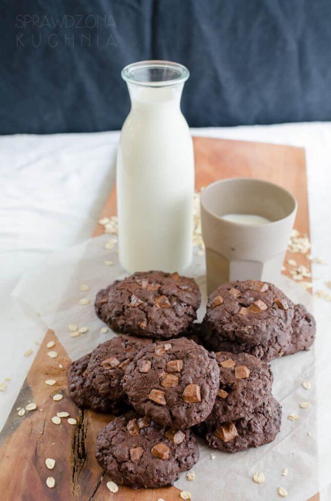 czekoladowe-ciastka