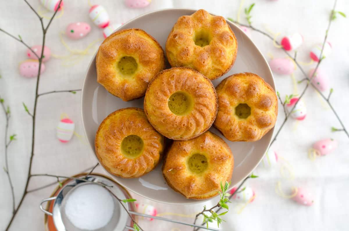 babeczki mandarynkowe