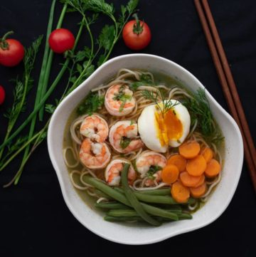 ramen zupa japonska