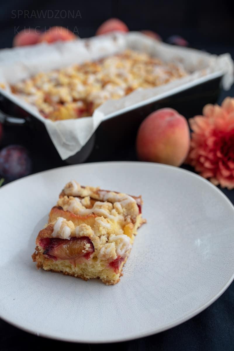 ciasto brzoskwiniowo-sliwkowe2