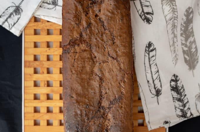 chleb zytni z melas