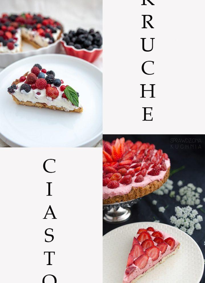 Jak upiec idealne kruche ciasto