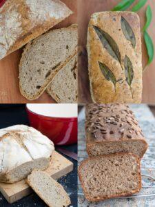 Przepisy na chleb na drożdżach