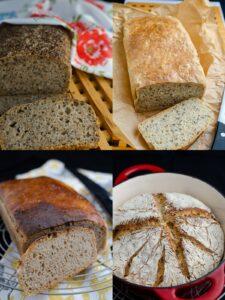 Przepisy na chleb na zakwasie