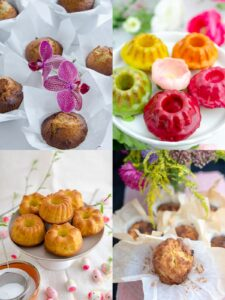 Przepisy na muffiny i babeczki