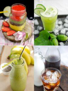 Przepisy na napoje i koktajle