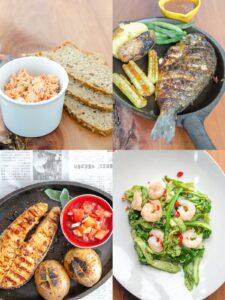 Przepisy na ryby i owoce morza