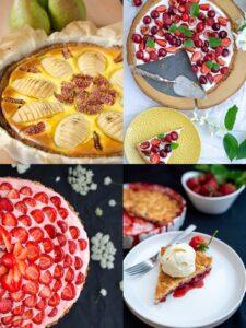Przepisy na tarty na słodko