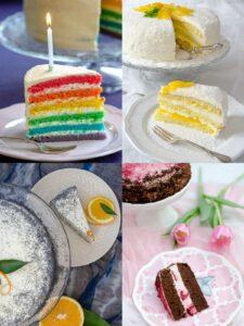 Przepisy na torty