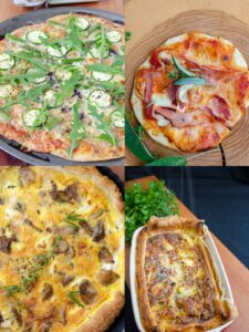Przepisy na zapiekanki i pizze